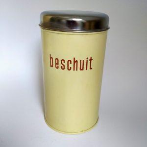 Vintage Blik Beschuit Brabantia