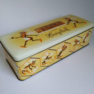 Vintage Blik Zuivere Honingkoek van Slingerkoek