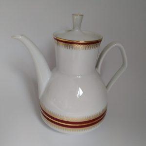 Vintage Koffie Theepot Bavaria Vohenstrauss