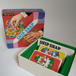 Vintage Snip Snap Papita