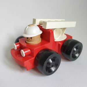 Vintage Speelgoedauto Shell van Tonka Queens Vintage
