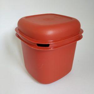 Vintage Voorraadbakje Tupperware
