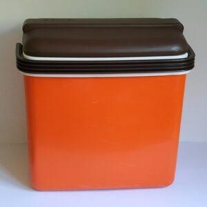 Vintage Koelbox van Curver uit de jaren 70