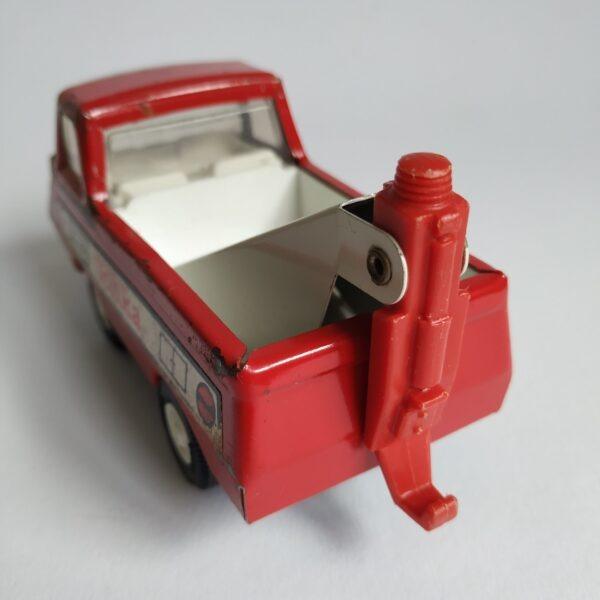 Speelgoedauto Tonka Takelwagen (metaal) 13 x 6,5 x 5,5 cm (rood-wit) (5)